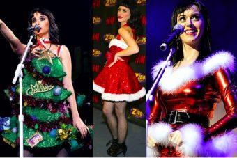 Katy Perry Christmas