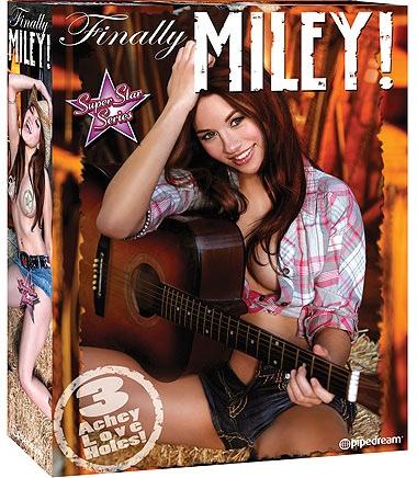 Miley Cyrus Sex Doll