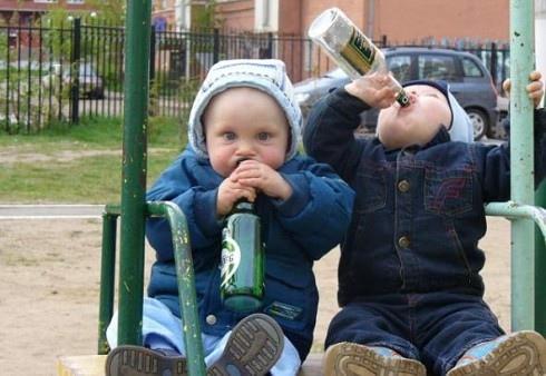 Divorce Can Lead to Kids Binge Drinking