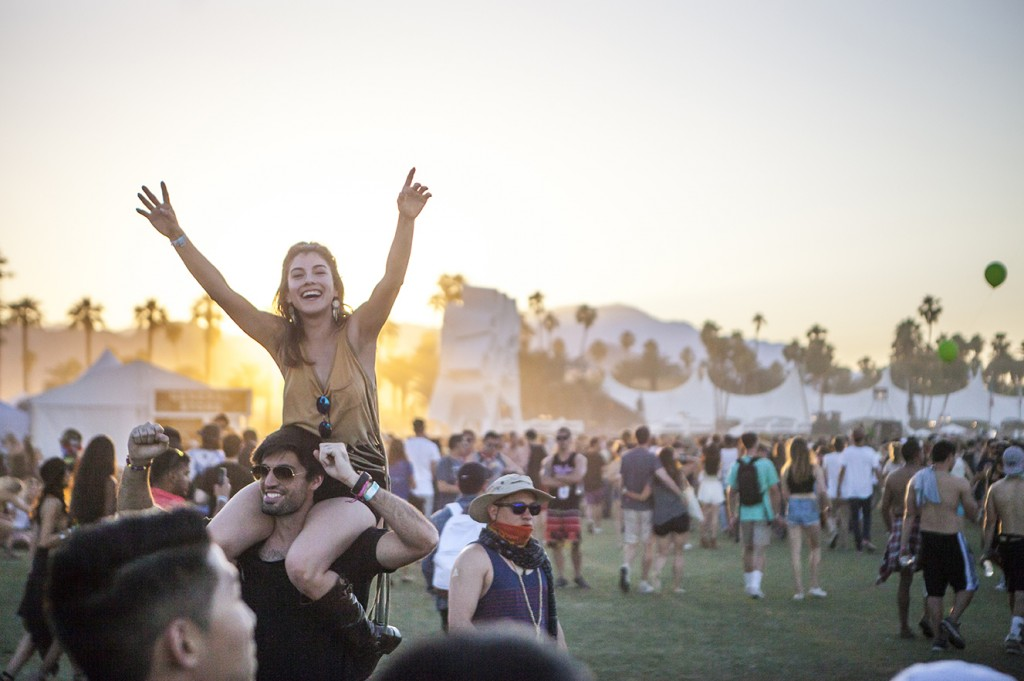 5 Tips For a Coachella Booty Call