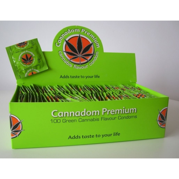 Weed-Flavored Condoms – Would You Use Em?