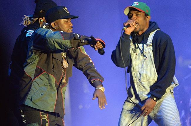Pharrell Killed it at Coachella, Outkast was MEH