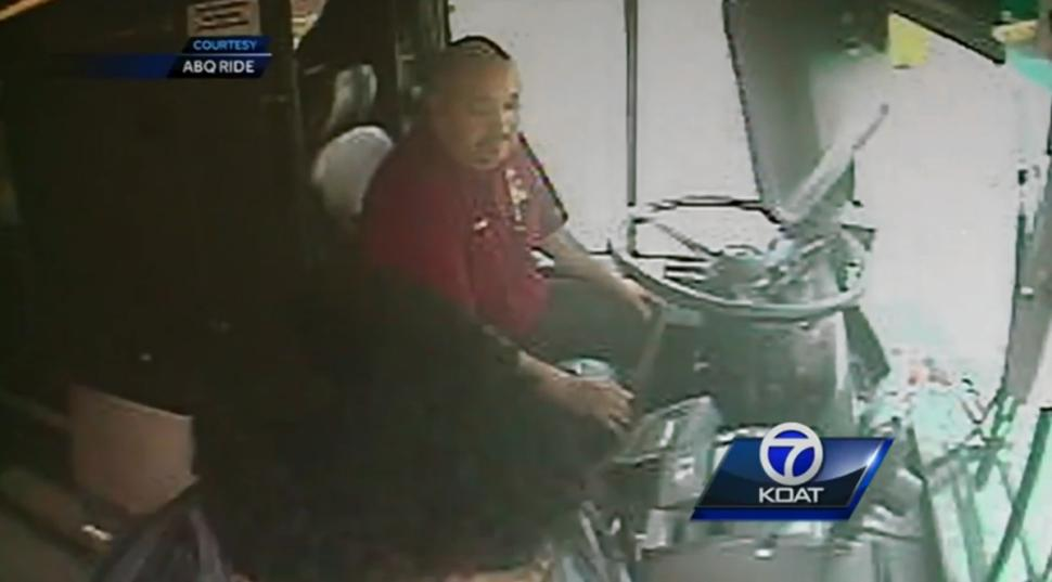 Bus Driver Fired For Sex on the Job (In the Bus)