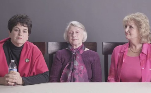 3 Grandmas Try Pot For the First Time