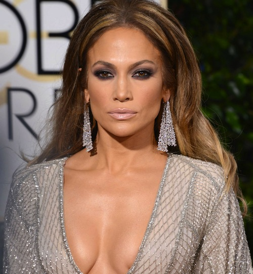 JLo's Golden Globes Stole the Show