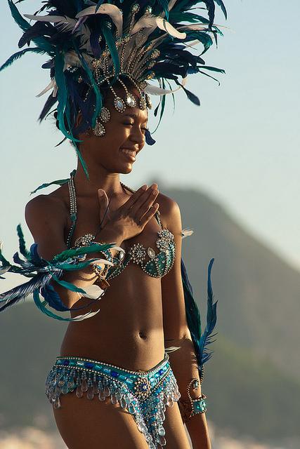Brazil Promoting Safe Sex at Carnival