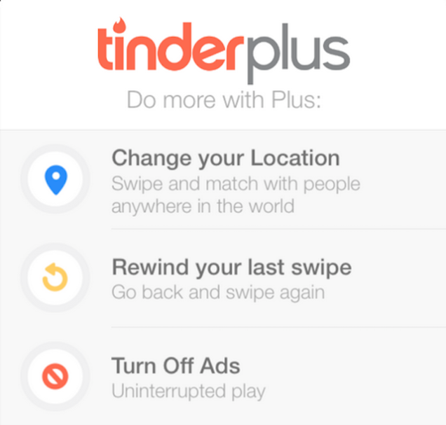 Tinder is Making Older Members Pay More