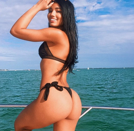 Hump Day Hottie: Yovanna Ventura