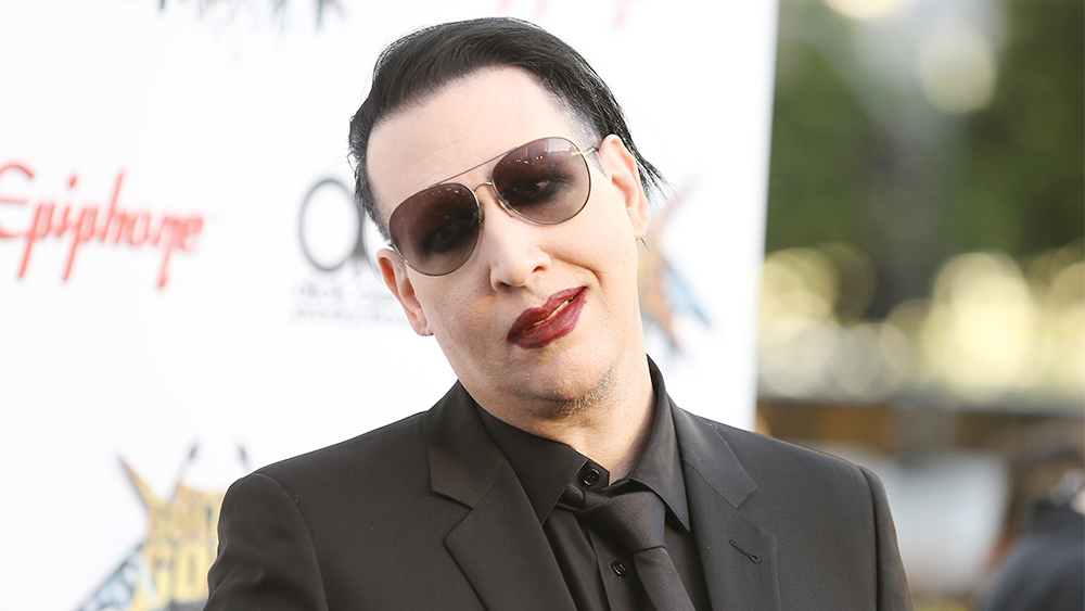 Marilyn Manson Would Totally Sex Madonna