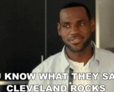 Trainwreck Outtakes Show Lebron is AMAZING
