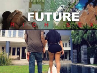 Trailer for Future's Rich Sex Video