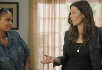 Jessica Biel and Friends Talk Condoms