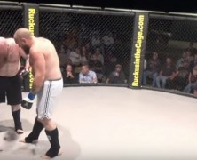 MMA Fighter Crapped His Pants After Tapping Out