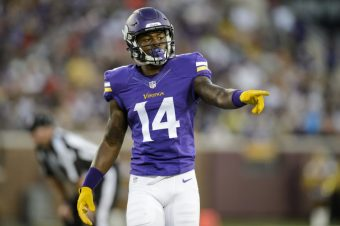 We Hope Stefon Diggs Got Laid Last Night
