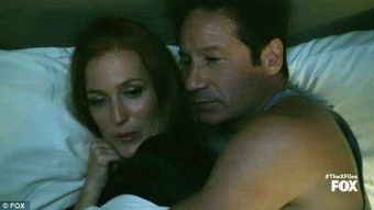 Mulder and Scully Finally Did the Deed